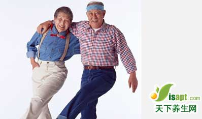 中老年人中医养生保健长寿之道