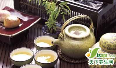 春节聚会该喝什么茶?