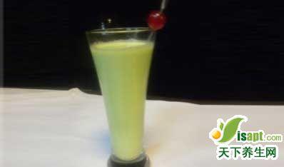 秋果榨汁养肺润燥