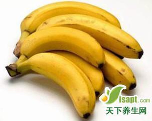 口腔溃疡:香蕉皮煮水