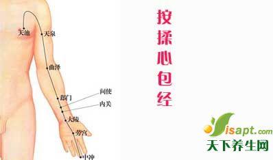 肩臂痛试试浴臂通经络法