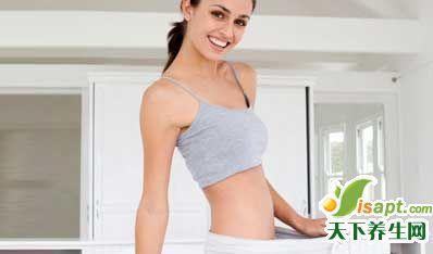 最有效的瘦小腹运动减肥14法
