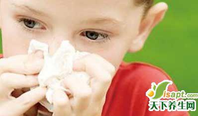 秋燥症多发慎防鼻出血 专家支招