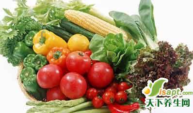各种蔬菜营养搭配吃法
