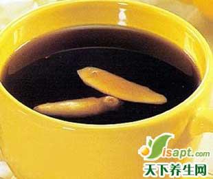 荆防感冒茶图片