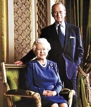 英国女王养生谈
