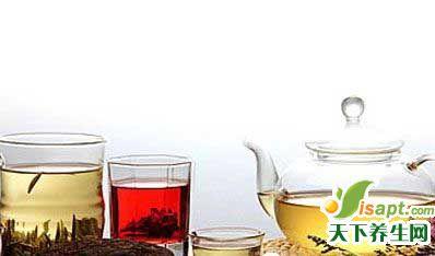 食疗:痰湿内阻2茶饮