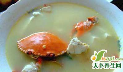 螃蟹壳的炮制方法及功效