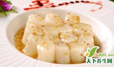 寒露养生:预防季节病多吃5根菜