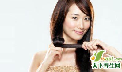 中医:巧治头发干枯、头屑及脱发