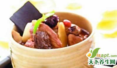 饮食保健-补肾汤