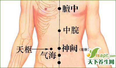 国医大师贺普仁:最常用的养命保健穴