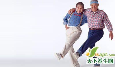 老年人防跌跤的平衡锻炼法