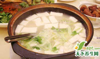 豆腐养生妙方