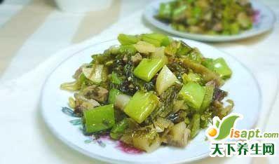推荐4款秋季养生菜谱