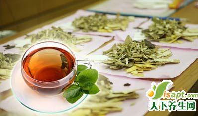 除湿利水茶100方(二)
