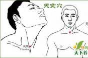 常按摩3穴位 有效止咳防寒燥伤肺
