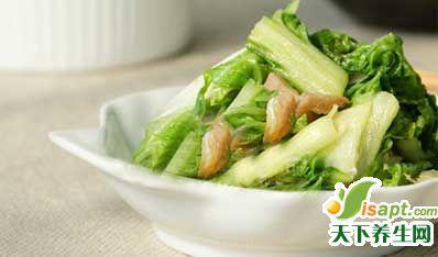 冬食大白菜10大禁忌