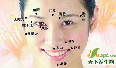 爱美女性必知的按摩美容术