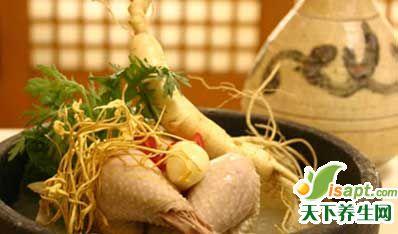 黄精4食疗方 补脾胃虚弱