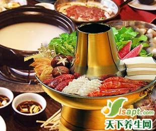 需知:如何健康吃火锅大全?