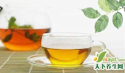 4茶饮润肺缓久咳
