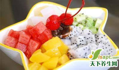 水果分寒热 怎么吃才健康?