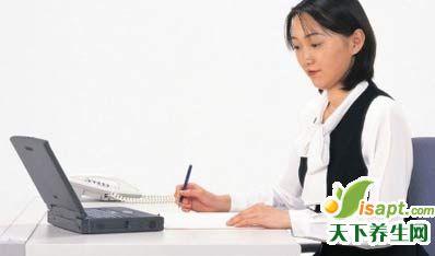 6动作巧治上班族职业病
