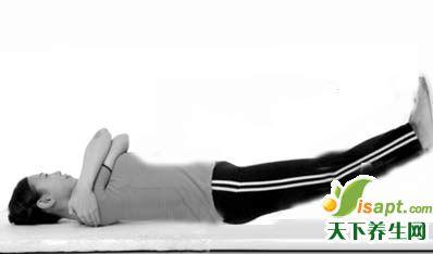 气功篇 适合体质虚弱者锻炼法