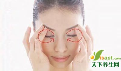 9法巧除眼睛模糊
