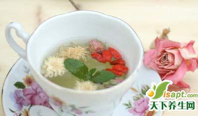 各种鲜花的养生功效及用法