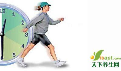 走路是最简单有效的减肥法
