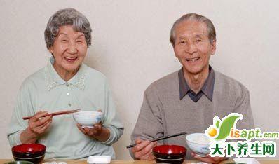 老年人冬季养生三大战术