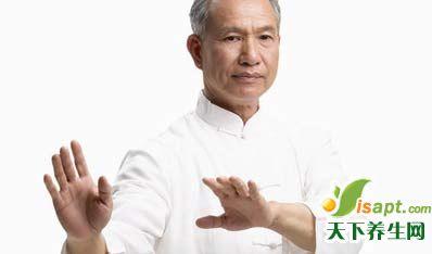祛病固肾功法:外丹功