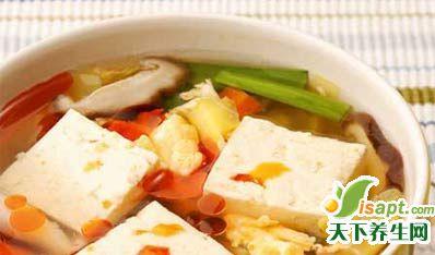 豆腐渣——防病保健的良药