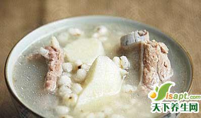 可治关节痛的鹌鹑薏米汤