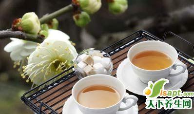 冬季选择4茶来保健