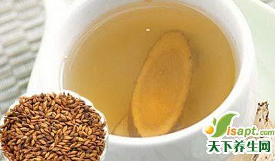 4种养生茶的功效及禁忌