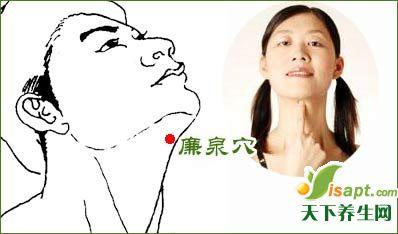 咽喉肿痛的刮痧疗法