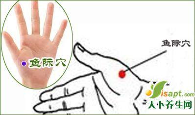 按摩手部穴位 治疗全身疾病