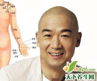 小肠经穴位及主治疾病