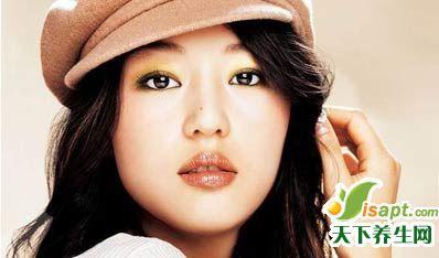 韩国女星全智贤的保养心得