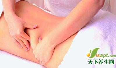 腰腿痛的推拿防治法
