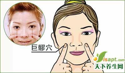 鼻衄的刮痧疗法