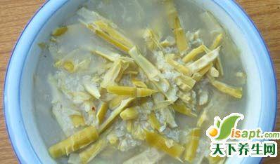 养生厨房:四道美味笋类菜