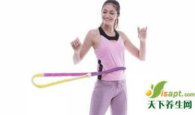 夏季瘦腰 最快最迅速的方法