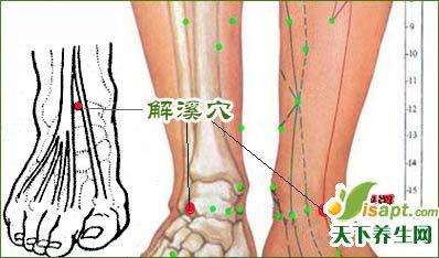 足跟痛的刮痧疗法