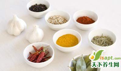 10种厨房调味品的养生功效