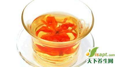 适合春天喝的花草茶图片