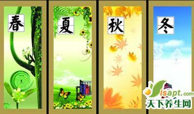 中医养生专家樊正伦:四季养生之法